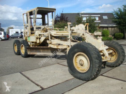 Caterpillar 112F grader used
