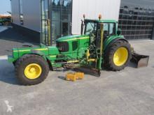 John Deere 6820 4x4 Grader grader used
