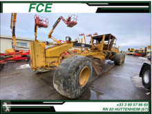 Planeringshøvl Caterpillar 14H-VHP *ACCIDENTE*DAMAGED*UNFALL* skadet