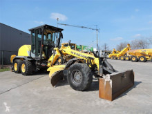 New Holland F106.6A grader used