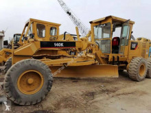 Caterpillar 140K grader used