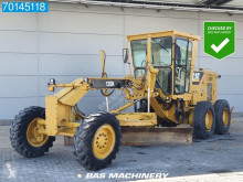 Niveladora Caterpillar 120K RIPPER - NEW REAR TYRES usada
