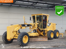 Niveleuse Caterpillar 140K RIPPER + PUSHBLOCK - LOW HOURS