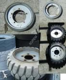 Pièces manutention ROUE DE NACELLE, ROUE A BANDAGE, ROUE ELEVATEUR pneus occasion