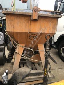 Piezas manutención accesorios 1000L Benne a beton