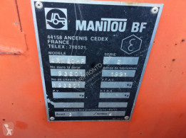 Manitou 4 RM 20 HP