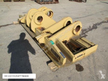 Anyagmozgatógép-alkatrészek Attache rapide GJERSTAD 37629 - QR Wheelloader pour matériel de manutention használt