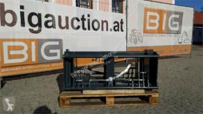pièces manutention Faucheux Adapter mit Euro Aufnahme