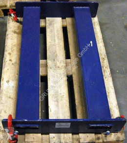 Accessories handling part Batterie-Wechsel-Traverse Stiehle