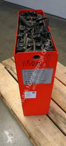Nc 24 V 2 PzS 250 Ah used other spare parts