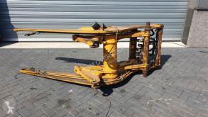 Piezas manutención mástiles Ahlmann AZ 14 - Lifting framework/Schaufelarm/Giek