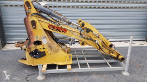Caterpillar masts handling part 906 - Lifting framework/Schaufelarm/Giek
