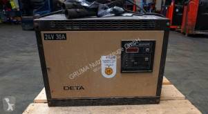 Detas Pulsar 24 V 30 Ah used other spare parts