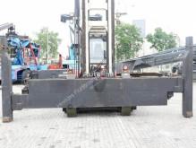 Części do wózków podnośnikowych Pièces détachées Elme 20-40ft Empty Container Spreader Elme 20-40ft Empty Container Spreader pour chariot élévateur à fourche używana