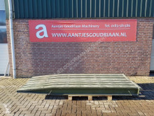 Forestry equipment pieces Zware oprijplanken