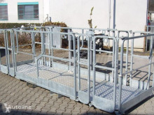 Kaldırma-taşıma parçaları Manitou Mega Personen Arbeitskorb ikinci el araç