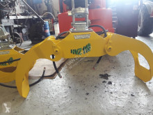 Dregganker VZM 110 houtklem houtgrijper 110 CM OPENING
