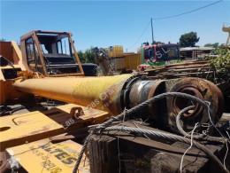 Piezas manutención hidráulico Vérin hydraulique Pistón Principal Elevación KRUPP GMK 4060 pour grue mobile KRUPP GMK 4060