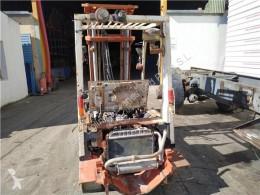 Запчасти для ПТО Nissan Pot d'échappement SILENCIADOR EH02A25U Diesel 2.5Tn pour chariot élévateur à fourche EH02A25U Diesel 2.5Tn б/у