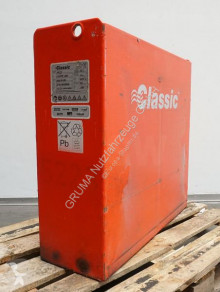 24 V 4 PzS 620 Ah alte piese second-hand