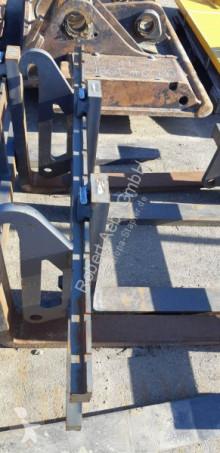 Dele til håndtering Volvo L25P Gabelträger m. ZInken #A-1810 gafler brugt