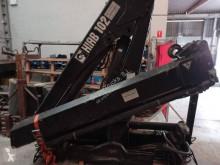 Piezas manutención Hiab 102.2 hidráulico usada