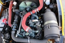 Преглед на снимките Телескопичен товарач Hyundai 30D-9 FORKLIFT