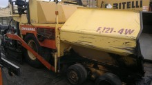 Dynapac F121W4W used asphalt paving equipment