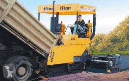 ABG TITAN 225 used asphalt paving equipment