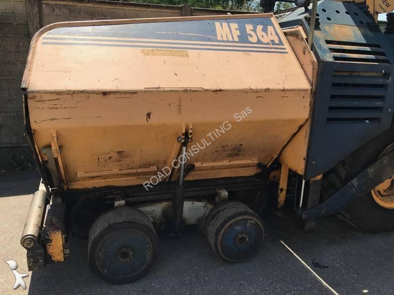 Преглед на снимките Пътностроителна техника Marini MF 564 MF564