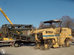 Bitelli sf200l road construction equipment used