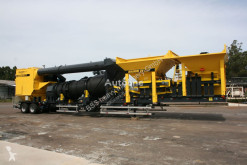 Marini road construction equipment Magnum 80 fully mobile asphalt plant
