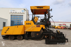 ABG Titan 455 used asphalt paving equipment