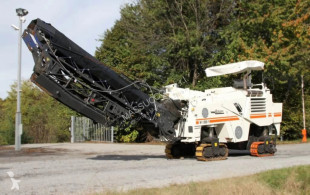 Wirtgen w1200f road construction equipment used