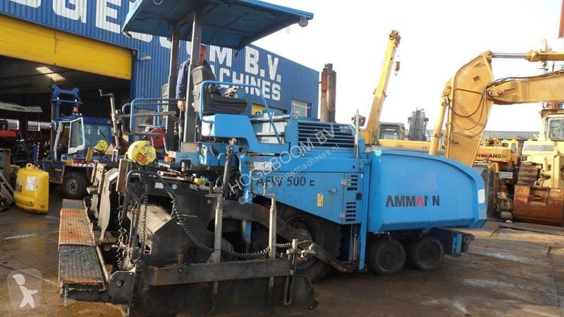 Vedeţi fotografiile Echipamente pentru lucrari rutiere Ammann AFW