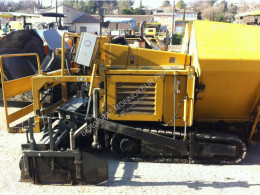 Caterpillar used asphalt paving equipment