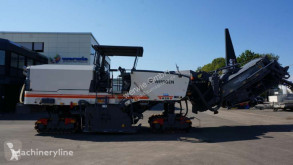 Wirtgen W 220 road construction equipment used