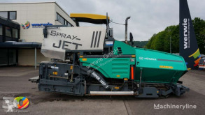 Vogele asphalt paving equipment SUPER 1800-2 SprayJet