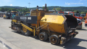 Demag DF 10 P used asphalt paving equipment