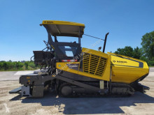 Bomag BF 600C-2 - S500 new asphalt paving equipment
