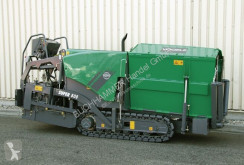 Used asphalt paving equipment Vogele Super 800