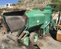 Barber Greene asphalt paving equipment