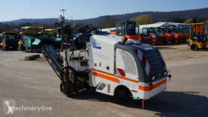 Wirtgen W 35 DC road construction equipment used