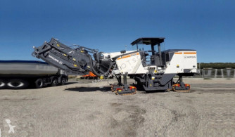 Wirtgen w200fi road construction equipment used
