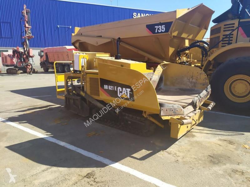 Преглед на снимките Пътностроителна техника Caterpillar BB621 E(0179)