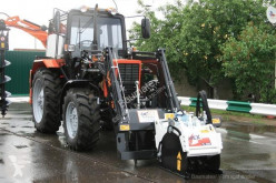 roboty drogowe Simex Traktor- Asphaltfräsen