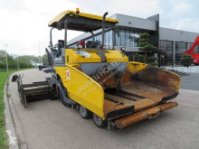 Vögele Super 1803-2 ErgoPlus used asphalt paving equipment