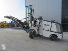 Yol çalışmaları Wirtgen W50DC planya makinesi ikinci el araç
