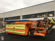 KUPPER WEISSER road construction equipment used gravel spreader