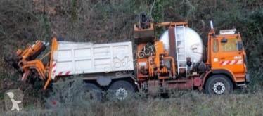 echipamente pentru lucrari rutiere Renault G290